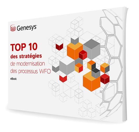 Genesys top10 strategies modernizing workforce optimization eb 3d fr