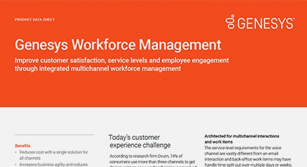 Genesys workforce management ds resource center en