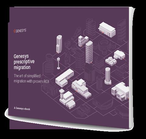 Genesys prescriptive migration the art of simplified migration with proven roi eb 3d en