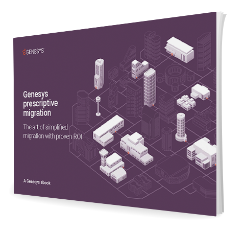 Genesys prescriptive migration the art of simplified migration with proven roi eb 3d en
