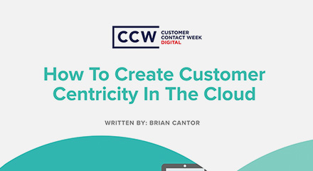 How to create customer centricity in the cloud thumbnail kit resource center