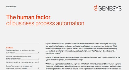 Human factors of business process automation wp resource center en