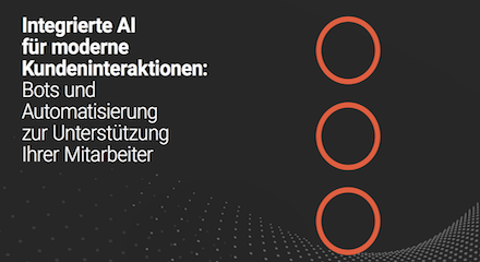 Integrierte AI für moderne Kundeninteraktionen Ebook