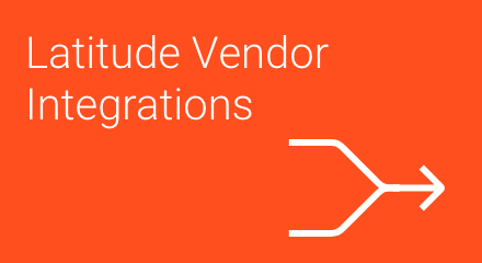 Latitude vendor integrations featured image v2