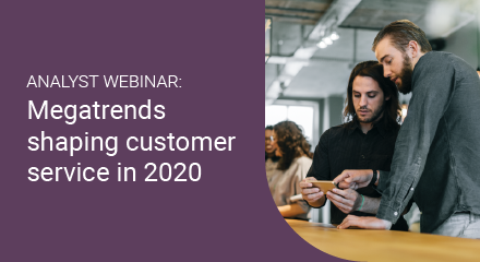 Megatrends shaping customer service in 2020 webinar thumbnail 440×240