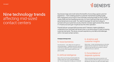 Nine tech trends tip sheet resource center en