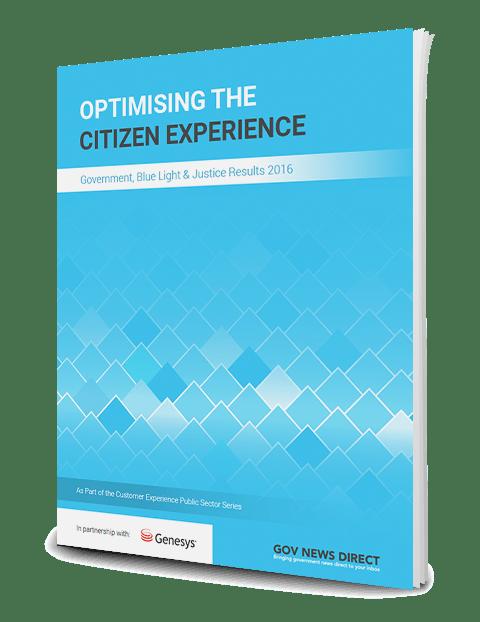 Optimising the citizen experience rp 3d qe