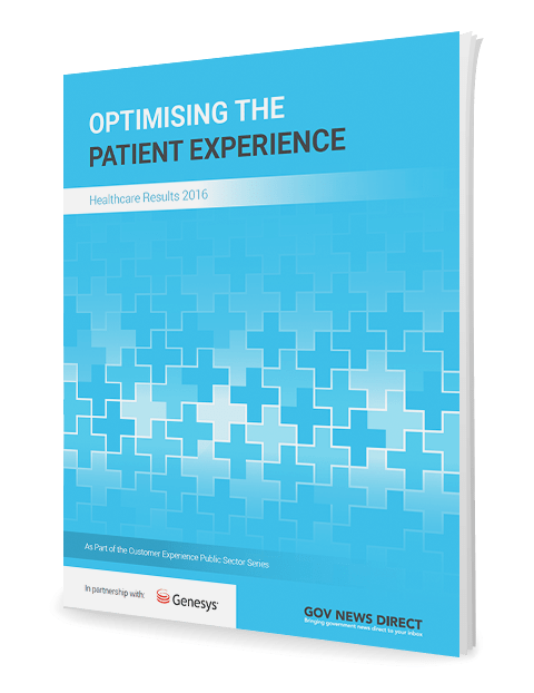 Optimising the patient experience rp 3d qe