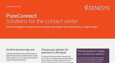Pureconnect solutions contact center ds resource center en