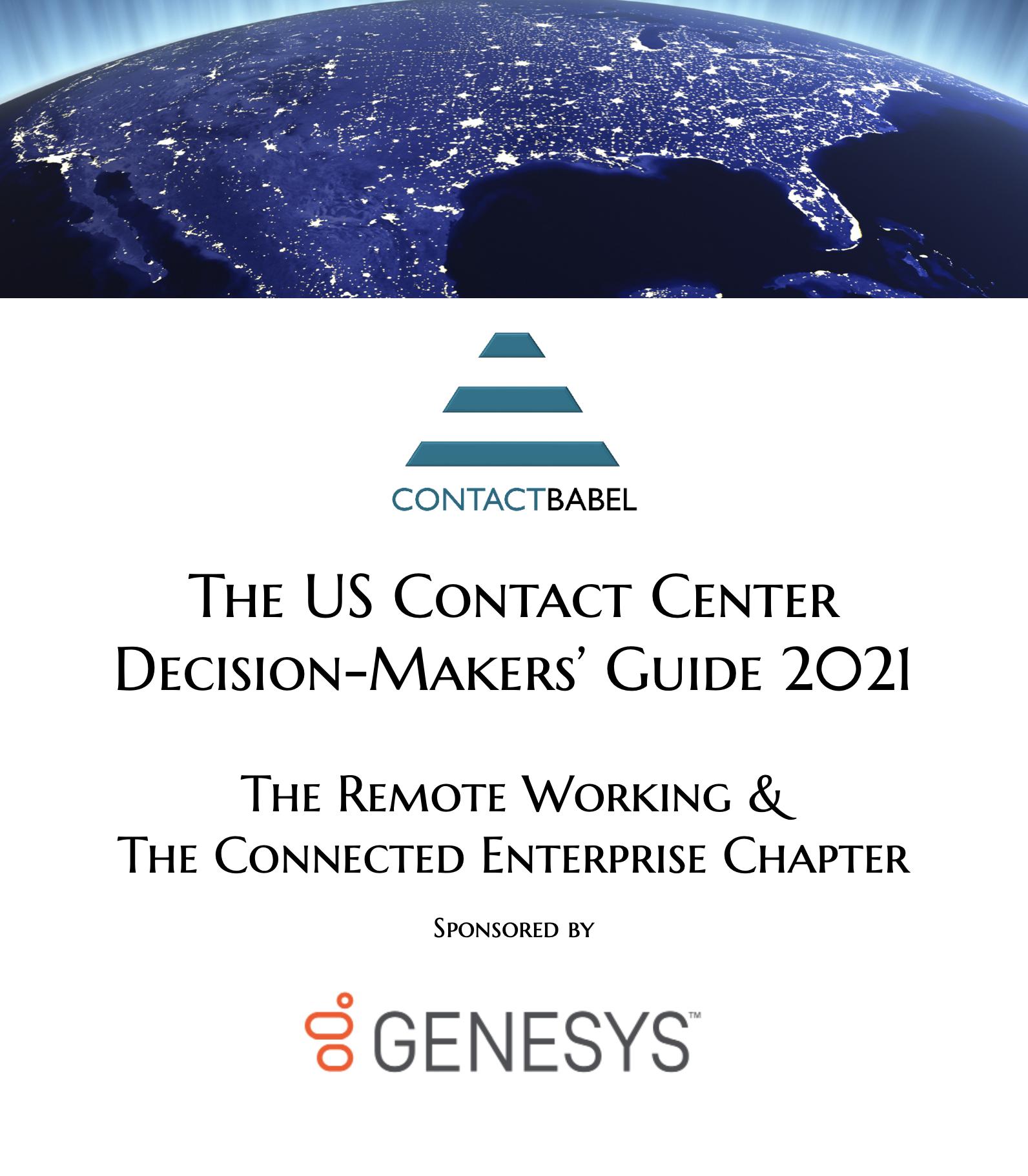 CX Decision Makers Guide