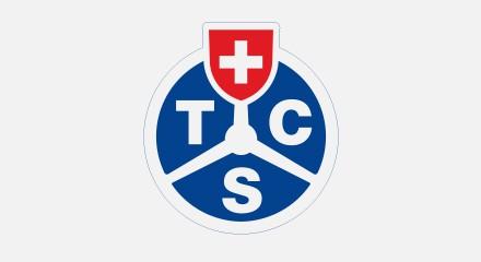 Touring club suisse (tcs) logo