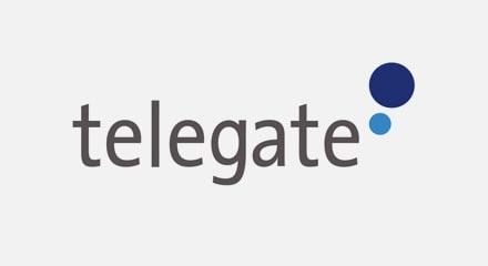 Telegate logo