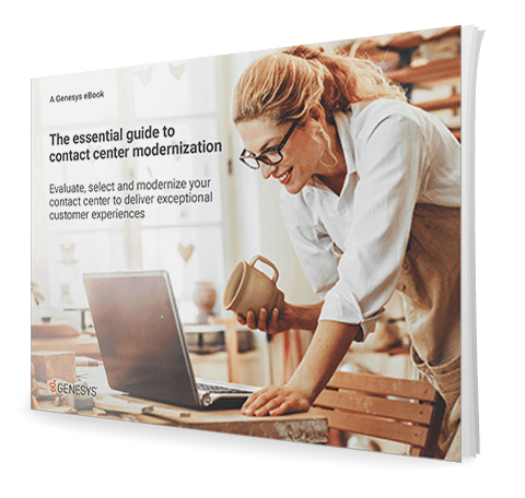 The essential guide to contact center modernization eb 3d en 1