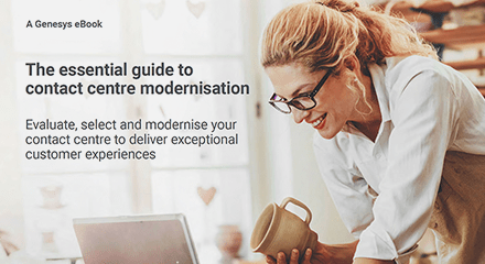 The essential guide to contact center modernization eb resource center anz