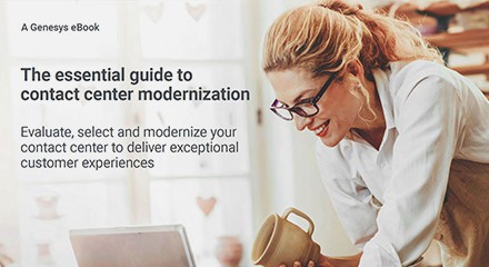 The essential guide to contact center modernization eb resource center en