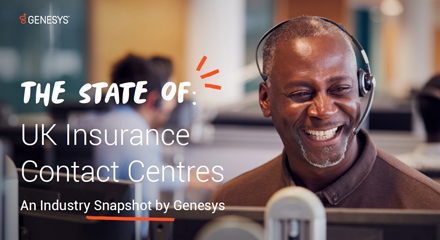 The state of uk insurance contact centres feature