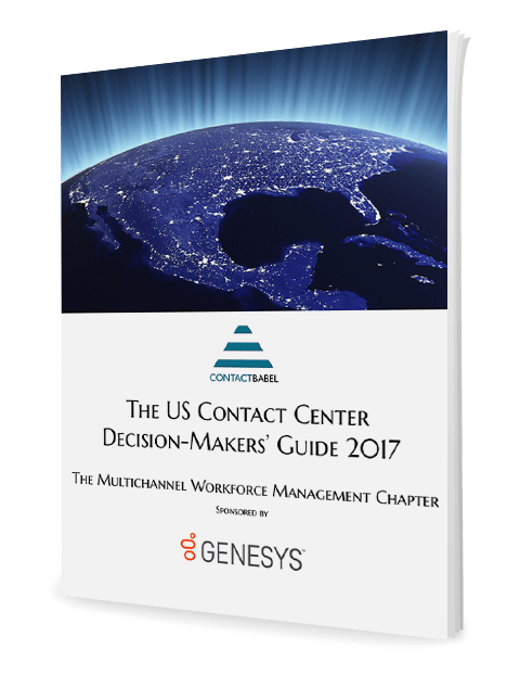 The 2017 us contact center decision makers guide genesys wfm gold 3d en