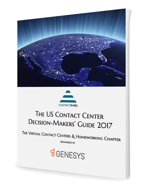 Us contact center decision makers guide 2017 3d en