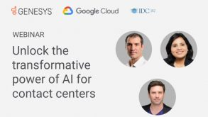 Unlock the transformative power of AI for contact centers