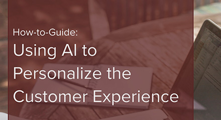 Using ai to personalize the customer experience thumbnail kit resource center