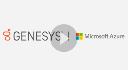 Video genesys multicloud cx on microsoft azure resource centre 440x240px