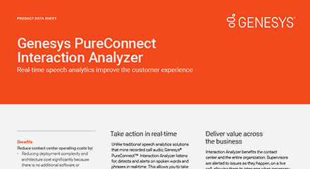 Genesys pureconnect interaction analyzer ds resource center en
