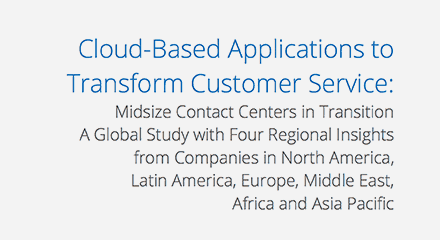 2018 idc report on mid size contact center in transition to cloud