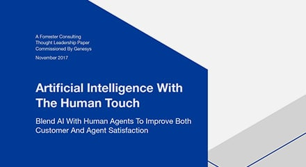 Ai with the human touch resource center en