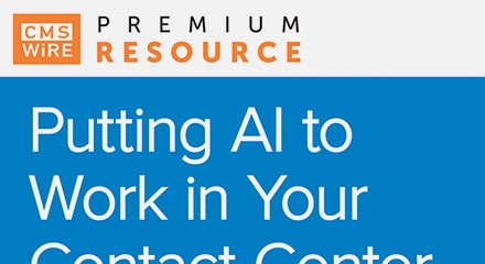 Putting ai to work in your contact center eb en resource cente