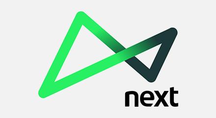 Bradesco next logo
