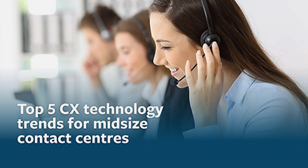 Top 5 cx technology trends for midsize contact centres thumbnail kit resource center