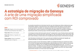 [genesys prescriptive migration] [ex] nurture offer {pt]