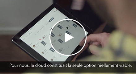 Cloud video resource center fr