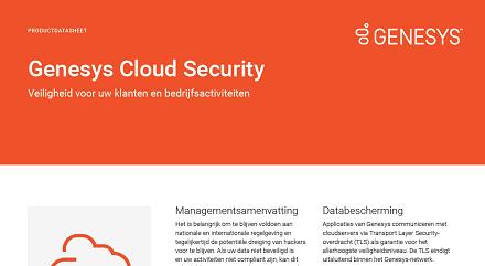 Cloud security nl