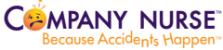 Company nurse logo whtbg