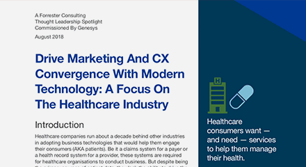 Drive marketing and cx convergence with modern technology a focus on the healthcare industry resource thumbnail 3d en