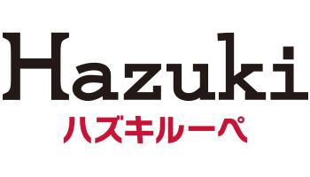Hazuki jp logo