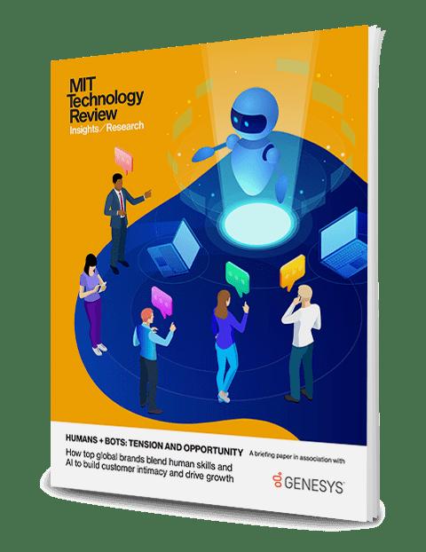 Mit report humans and bots 3d en