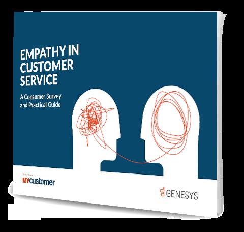 Empathy in customer service 3d report