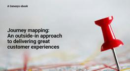e-Book sul Journey mapping: un approccio outside-in per offrire Customer Experience di alto livello