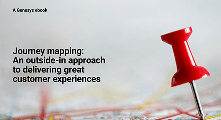 Journey mapping: an outside in approach to delivering great customer experiences