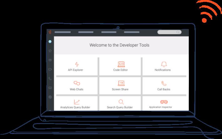 Laptop developer tools