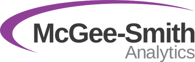 Logo mcgee smith analytics