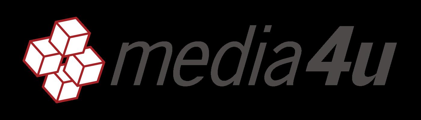 Media4u logo 2021