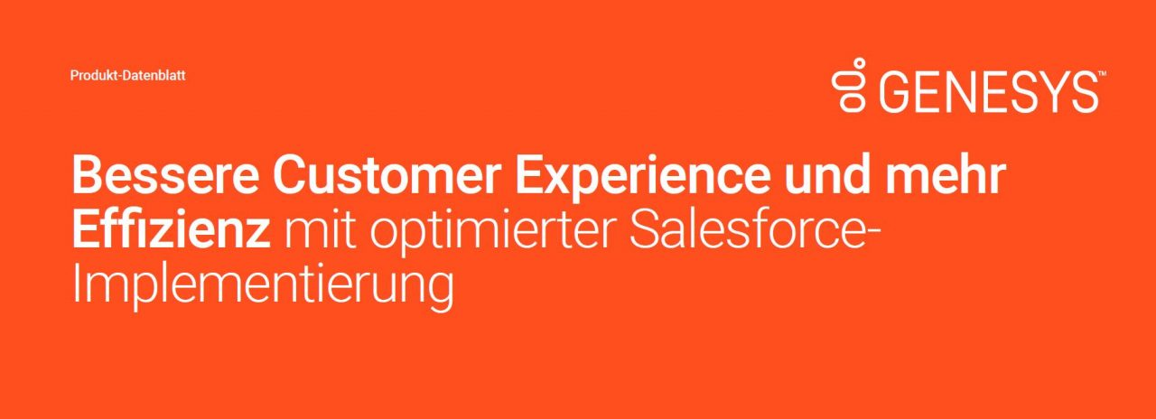 Salesforce implementierung