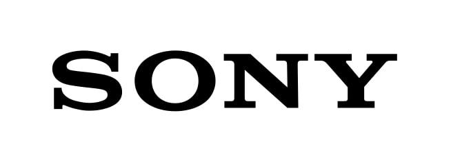 Sony logo black rgb