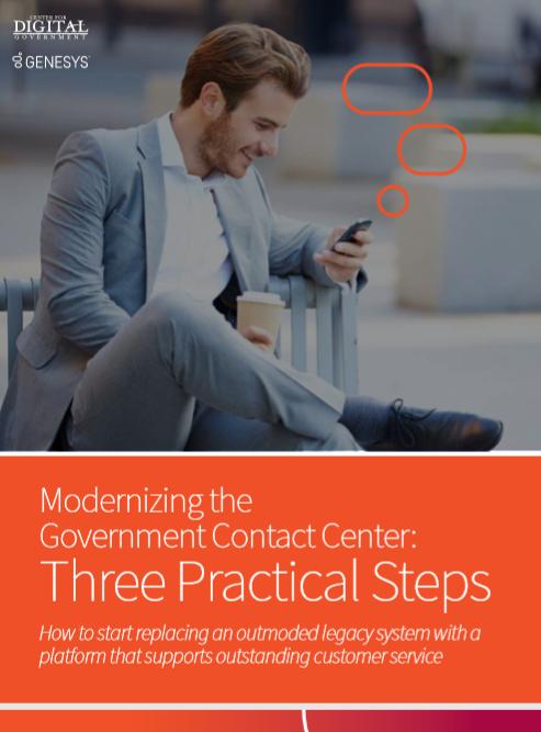 Three practicap steps