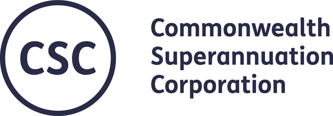 Vgsod expert logo csc commonwealth superannuation corporation