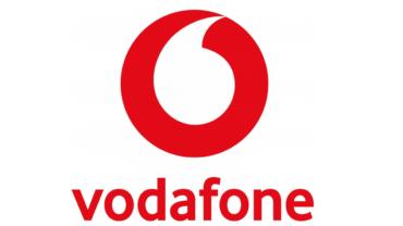 Vodafone new logo