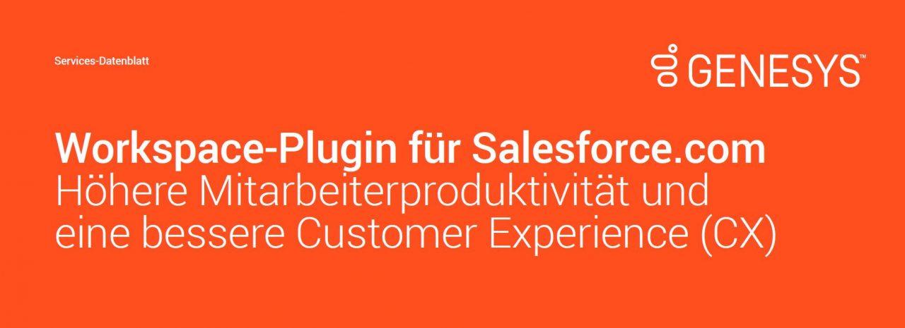 Workforce plugin